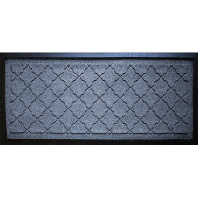 Anitra Cordova Boot Tray Color: Bluestone
