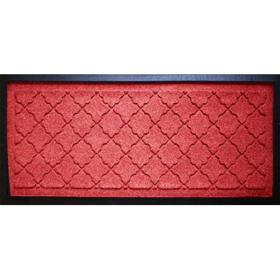 Anitra Cordova Boot Tray Color: Solid Red