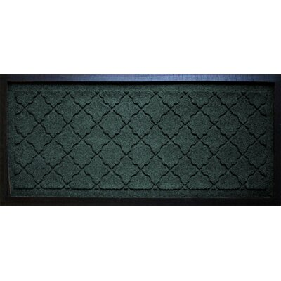 Anitra Cordova Boot Tray Color: Evergreen