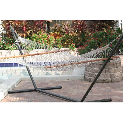 Ann Premium Two Person Rope Polyester Tree Hammock