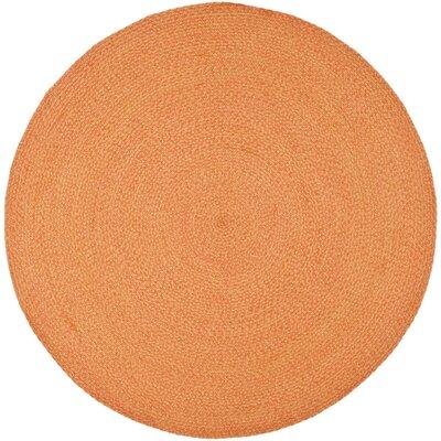 Lissie Beige/Multi Area Rug Rug Size: Round 6