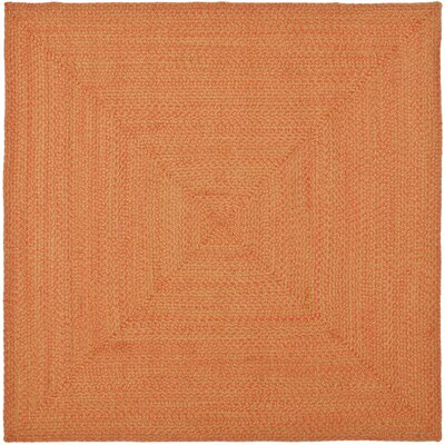 Lissie Beige/Multi Area Rug Rug Size: Square 6