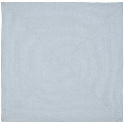 Lissie Light Blue Rug Rug Size: Square 6