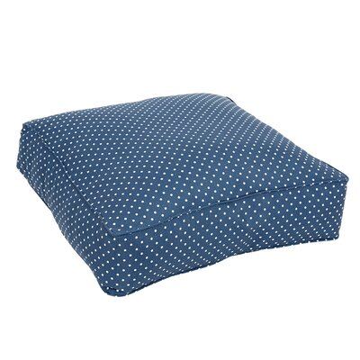 Rundell Corded Edge Indoor/Outdoor Floor Pillow