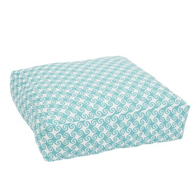 Estelle Knifed Edge Indoor/Outdoor Floor Pillow