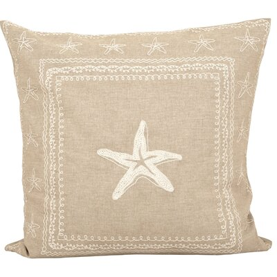 Antonio Cotton Throw Pillow