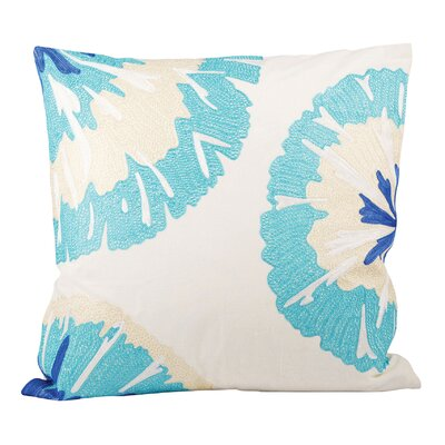 Louroukina Cotton Throw Pillow