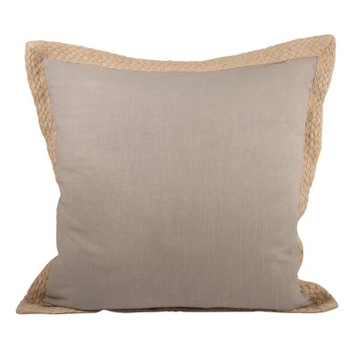 Kamila 100% Cotton Throw Pillow