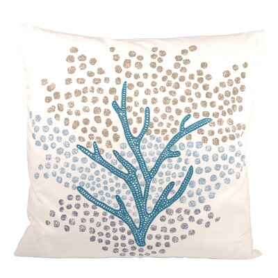 Emelia Cotton Throw Pillow