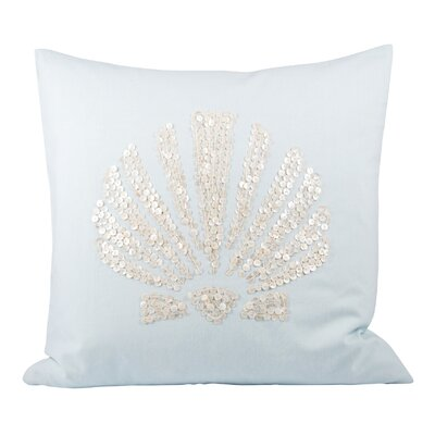 Kora Cotton Throw Pillow