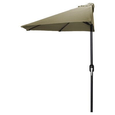 9 Sheehan Half Market Umbrella Fabric: Khaki