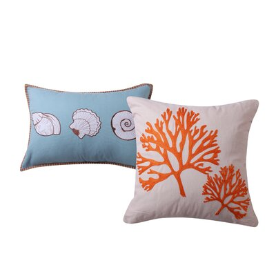 Cosmo Throw Pillow And Lumbar Pillow