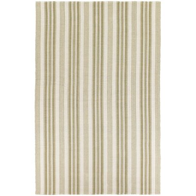 Greater Carrollwood Hand-Woven Pina Colada Area Rug Rug Size: 2 x 3