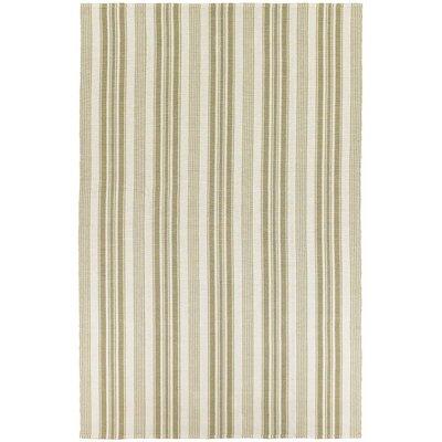Artique Hand-Woven Pina Colada Area Rug Rug Size: 2 x 3