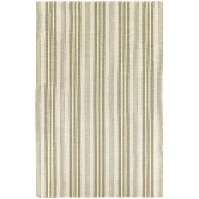 Artique Hand-Woven Pina Colada Area Rug Rug Size: Rectangle 5 x 8