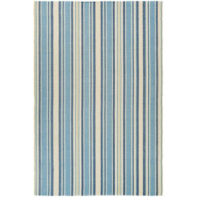 Artique Hand-Woven Lagoon Area Rug Rug Size: Rectangle 2 x 3