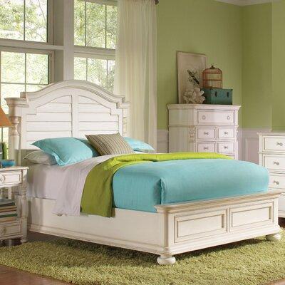 Vassar Panel Bed