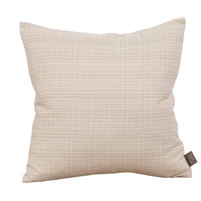 Zac Indoor/Outdoor Throw Pillow Color: Beach