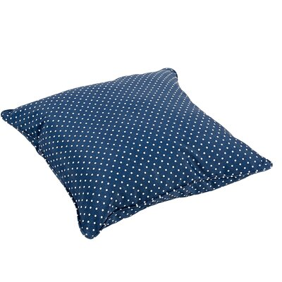 Rundell Mini Polka Dots Indoor/Outdoor Floor Pillow