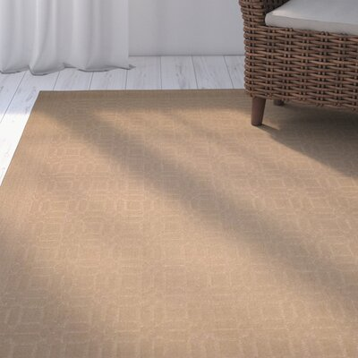 Allegra Maize Area Rug Rug Size: Rectangle 3 x 5