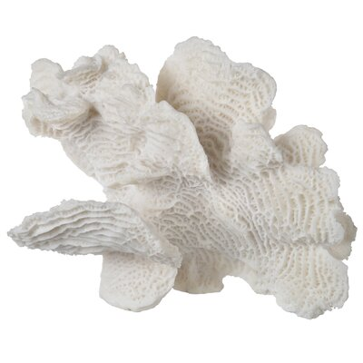 Poly Flourish Coral Sculpture