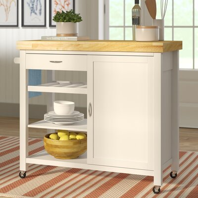 Lake Hamilton Kitchen Island