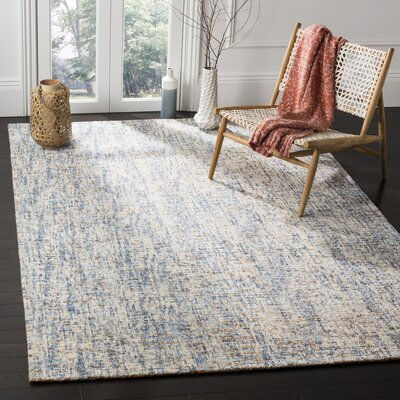 Hand-Tufted Area Rug Rug Size: 6 x 9