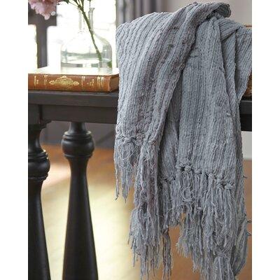 Glenbrook Throw Blanket Color: Sage