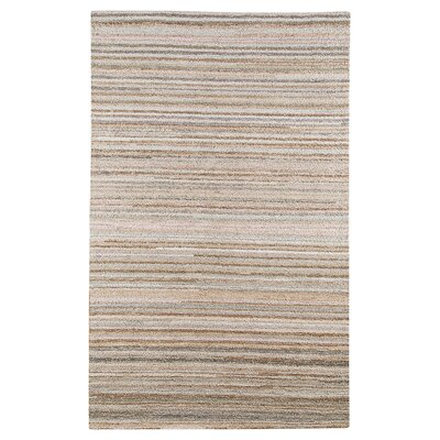 Jennings Hand-Tufted Beige Area Rug Rug Size: 8 x 10