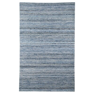 Jennings Hand-Tufted Blue Area Rug Rug Size: 8 x 10