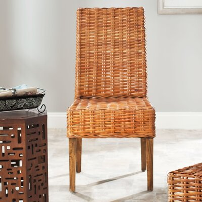 Thomas Solid Wood DIning Chair Finish: Honey Oak