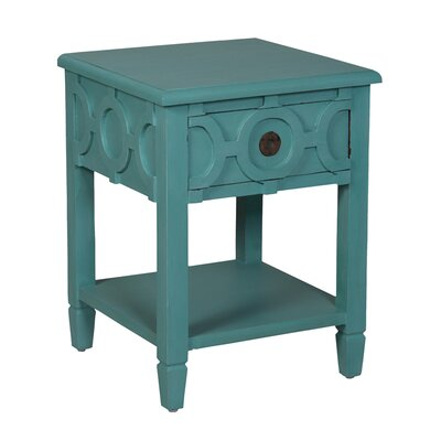 Surrey Square End Table