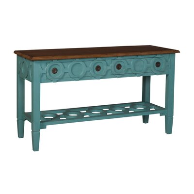 Surrey Wood Console Table