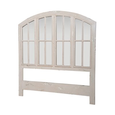 Morrison Hand-Painted Panel Headboard