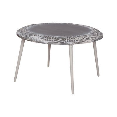 Craycroft Allandale Manor Oyster Coffee Table