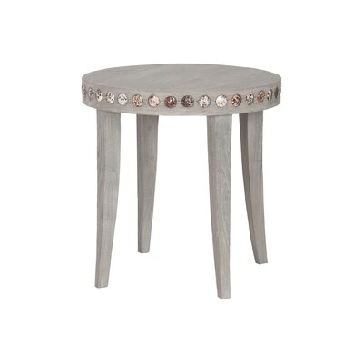 Sullivan Shell End Table