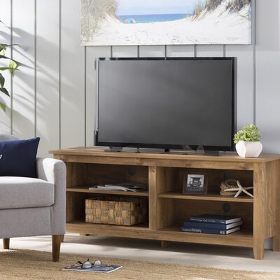 Sunbury 58 TV Stand Color: Barnwood