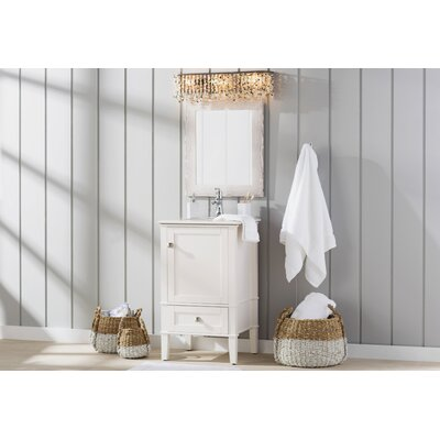 Hendry 21 Single Bathroom Vanity Set