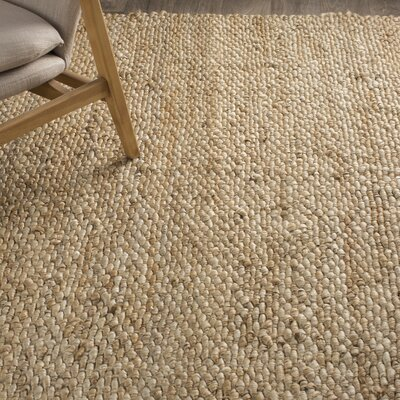 Southold Hand-Woven Brown Area Rug Rug Size: 10 x 14