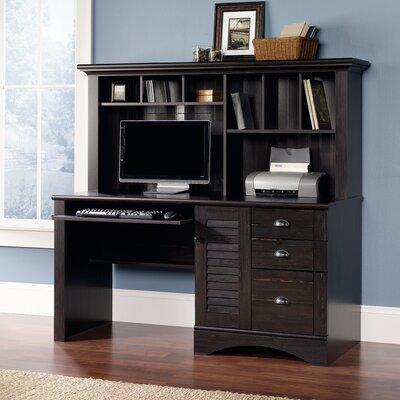 Pinellas Computer Desk with Hutch