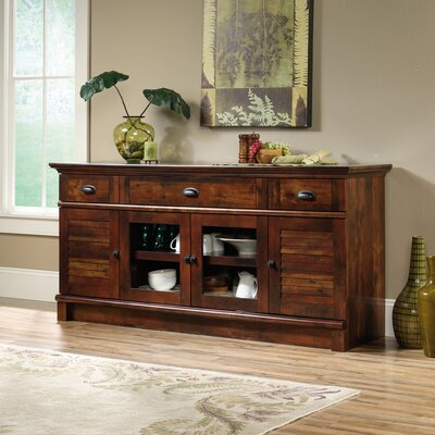 Pinellas 71 TV Stand Color: Curado Cherry