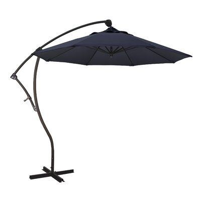 April 9.5' Cantilever Umbrella Fabric: Pacifica - Navy Blue BCHH3725 37526328