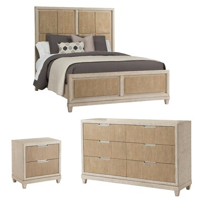 Smithson Platform Configurable Bedroom Set