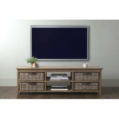 Cleveland 59 TV Stand Color: Grey