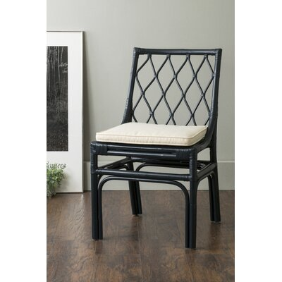 Westmoreland Side Chair Color: Navy