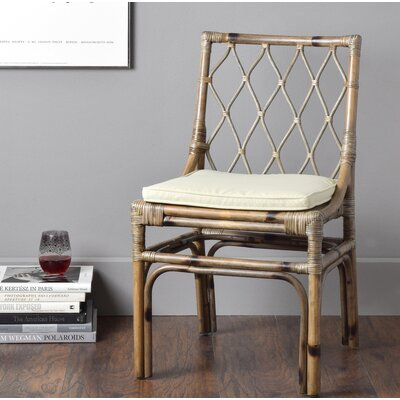 Westmoreland Side Chair Color: Gray