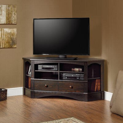 Pinellas 61.3 TV Stand Color: Antiqued Paint