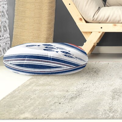 Concord Indoor/Outdoor Floor Pillow Size: 23 H x 23 W