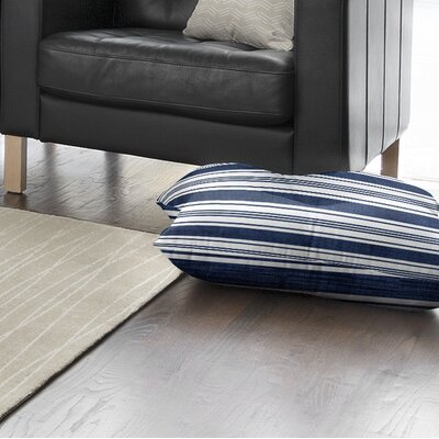 Pinehurst Indoor/Outdoor Floor Pillow Size: 26 H x 26 W