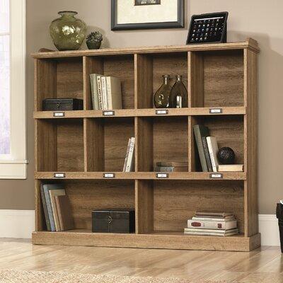 Beachcrest Home Bowerbank Cube Unit Bookcase Finish: Scribed Oak